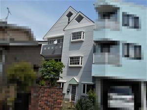 水戸市M様邸 外壁・屋根塗装完成