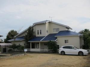 水戸市Y様邸塗装完成