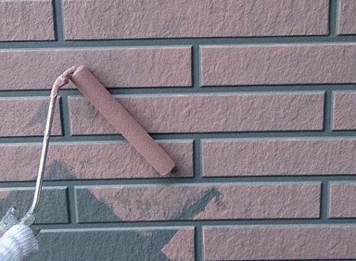 外壁塗装例