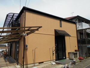 外壁塗装完成4・多治見市笠原町O様邸