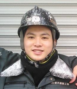 スタッフ紹介:齊藤 誠司です。