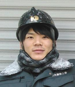 スタッフ紹介:齊藤 勇司です。