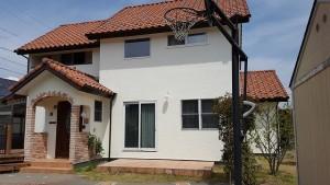 高森町H様邸外壁塗装・屋根塗装完成