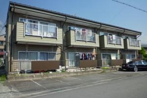 高森町アパート外壁塗装・屋根塗装