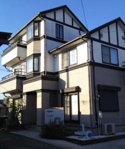 土浦市生田町 H様邸 外壁屋根塗装