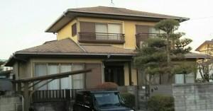 土浦市港町 S様邸 外壁屋根塗装