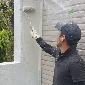 外壁塗装写真