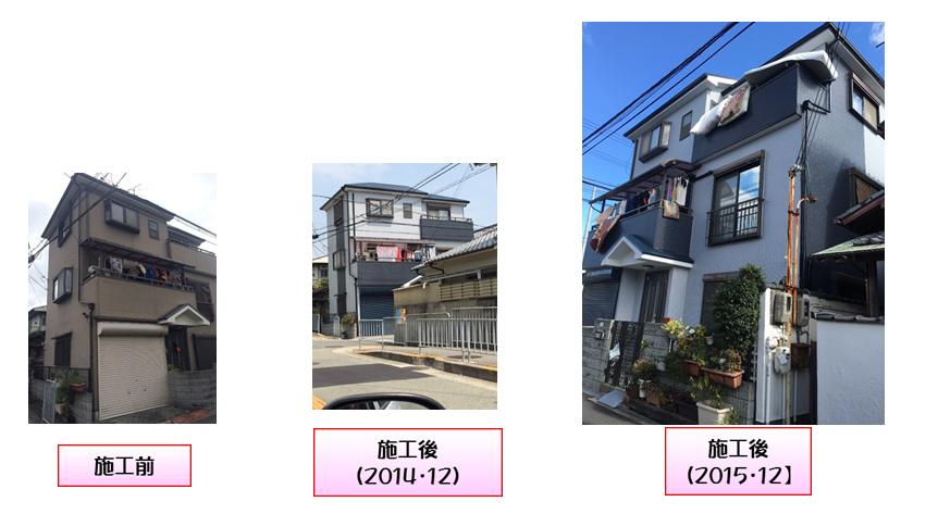 豊田市外壁塗装:パーフェクトトップ