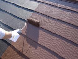 遮熱フッ素での屋根塗装価格