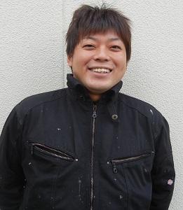 吉谷 啓一郎(一級塗装技能士)