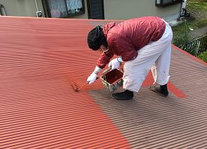 三島市での塗装工事