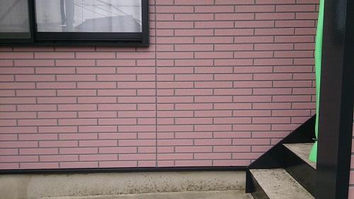 外壁塗装完成