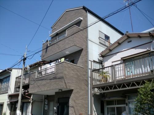 静岡市の外壁塗装前