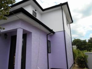 外壁塗装完成3・岐阜県多治見市O様邸