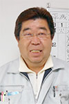 代表の佐藤栄司です。